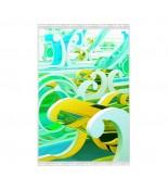 Üç Boyutlu (3d) Dekoratif Kilim / Halı No:108