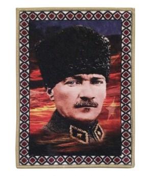 Atatürk Halı Portresi 50 x 70 cm. No:1