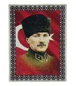 Atatürk Halı Portresi 50 x 70 cm. No:2