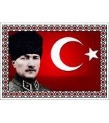 Atatürk Halı Portresi 50 x 70 cm. No:20