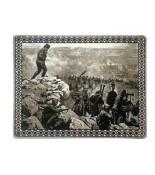 Atatürk Halı Portresi 100 x 130 cm. No:7