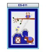 Çocuk Odası Halısı No:TU-611