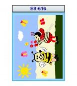 Çocuk Odası Halısı No:TU-616