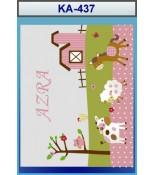 Çocuk Odası Halısı No:TT-437