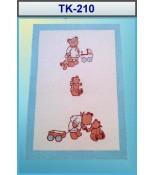 Çocuk Odası Halısı No:TK-210