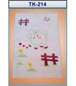 Çocuk Odası Halısı No:TK-214
