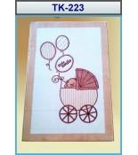 Çocuk Odası Halısı No:TK-223