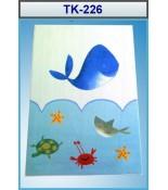 Çocuk Odası Halısı No:TK-226