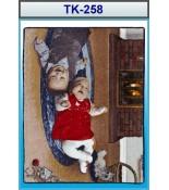 Çocuk Odası Halısı No:TK-258