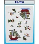 Çocuk Odası Halısı No:TK-260