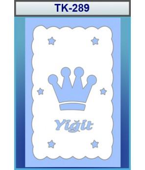 Çocuk Odası Halısı No:TK-289 (tk-289)