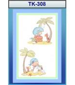 Çocuk Odası Halısı No:TK-308