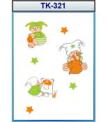 Çocuk Odası Halısı No:TK-321