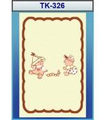 Çocuk Odası Halısı No:TK-326