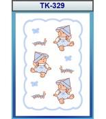 Çocuk Odası Halısı No:TK-329