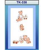 Çocuk Odası Halısı No:TK-338