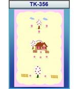 Çocuk Odası Halısı No:TK-356