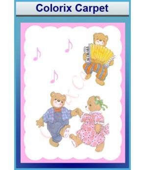 Çocuk Odası Halısı No:TK-420 (tk-420)