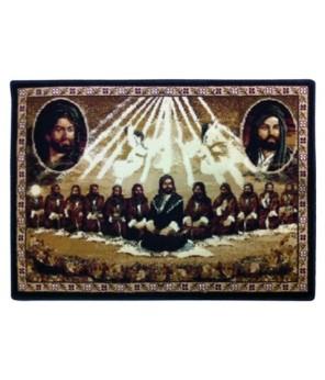 12 İmam Halı Portresi 80 x 130 cm. No:1