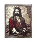 Hz. Ali Halı Portresi 100 x 130 cm. No:6