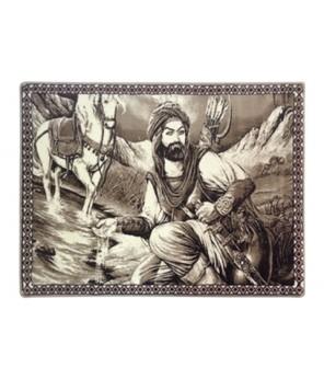 Hz. Ali Halı Portresi 100 x 130 cm. No:8