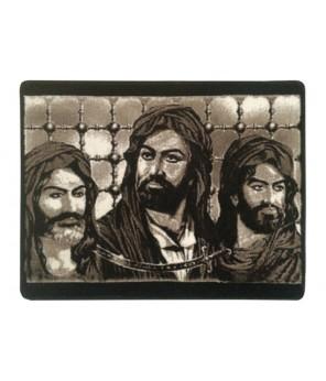 Hz. Ali Halı Portresi 70 x 90 cm. No:2