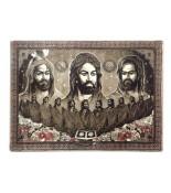 Hz. Ali Halı Portresi 70 x 90 cm. No:4