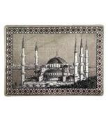 Sultan Ahmet Cami Halı Dokuma Portresi 50 x 70 cm. No:1