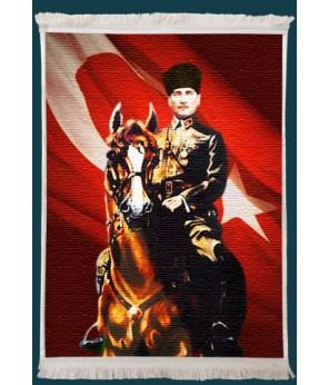 Atatürk Duvar Kilimi No: 1