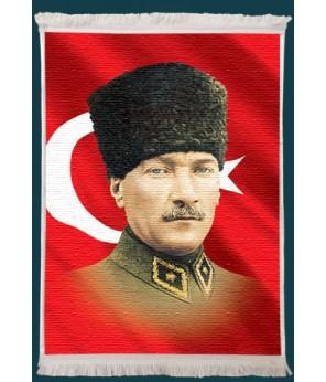 Atatürk Duvar Kilimi No: 3