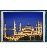 Sultan Ahmet Camii Duvar Kilimi