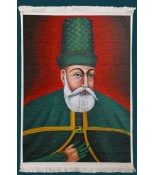 Hacı Bektaş-i Veli Duvar Kilimi