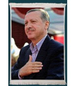 Recep Tayyip Erdoğan Duvar Kilimi No: 1