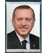 Recep Tayyip Erdoğan Duvar Kilimi No: 2