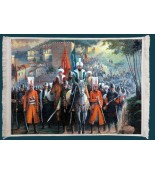 Fatih Sultan Mehmet Duvar Kilimi No: 3
