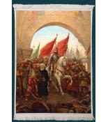 Fatih Sultan Mehmet Duvar Kilimi No: 4