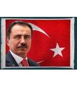 Muhsin Yazıcıoğlu Duvar Kilimi