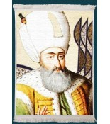 Sultan Süleyman Duvar Kilimi