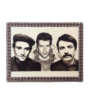 Deniz Mahir İbrahim Halı Portresi 70 x 90 cm. No:1