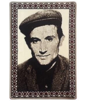 İbrahim Kaypakkaya Halı Portresi 50 x 70 cm. No:1