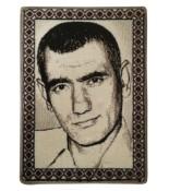 Yılmaz Güney Dokuma Portresi 50 x 70 cm. No:1