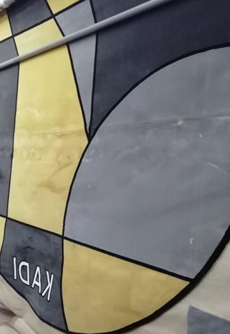 Proje Halısı - logolu kişiye özel Halı